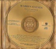 Warren Haynes CD