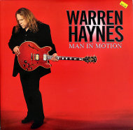 """Warren Haynes Vinyl 12"""" (Used)"""