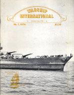Warship International Vol. XIII No. 1 Magazine