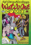 Watch Out Comix #1 Comic Book
