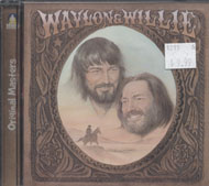 Waylon & Willie CD