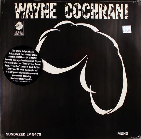 "Wayne Cochran Vinyl 12"" (New)"
