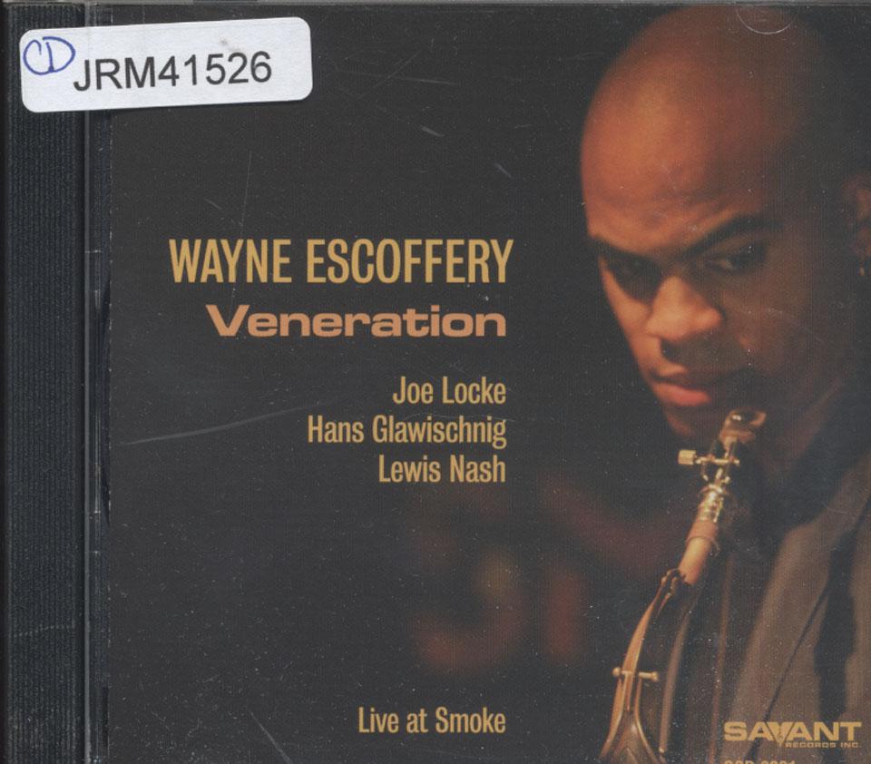 Wayne Escoffery CD