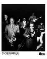 Wayne Henderson & The Next Crusade Promo Print
