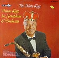 "Wayne King Vinyl 12"" (Used)"