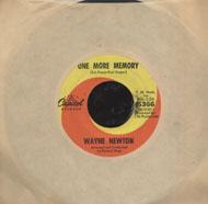 """Wayne Newton Vinyl 7"""" (Used)"""