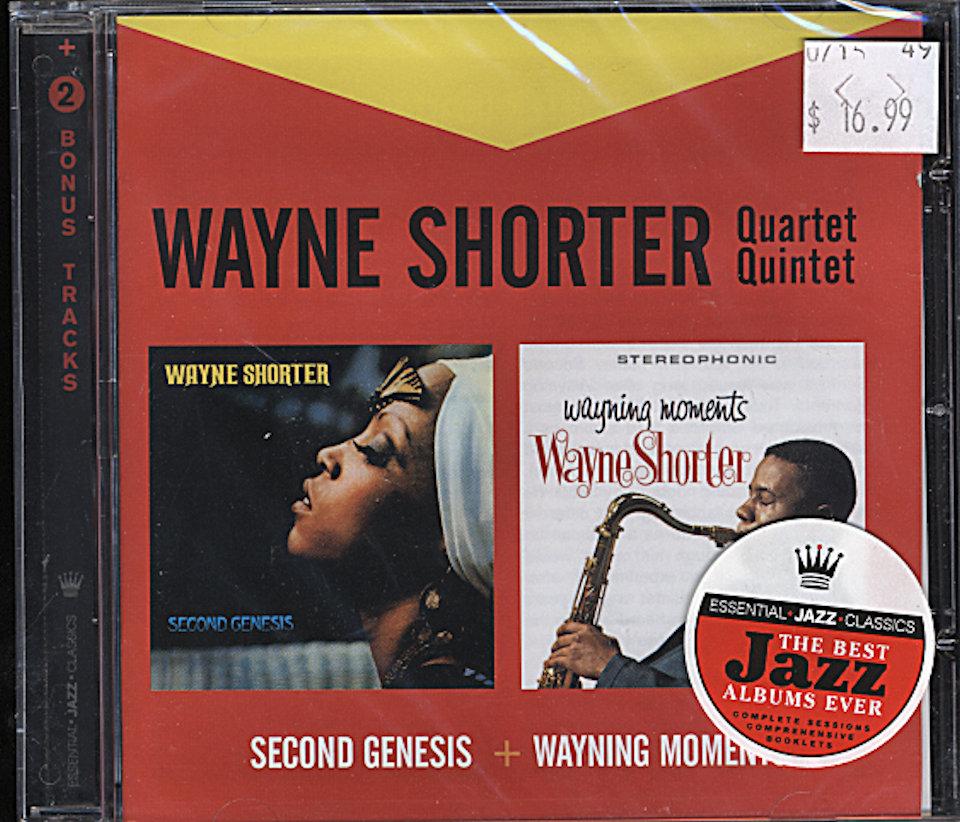 Wayne Shorter Qunintet / Quartet CD