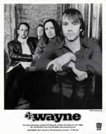 Wayne Promo Print