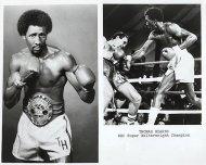 WBC Super Welterweight Champion Promo Print