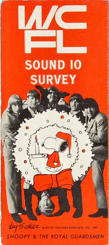 WCFL Sound 10 Survey Program