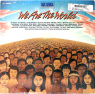 "We Are The World Vinyl 12"" (Used)"