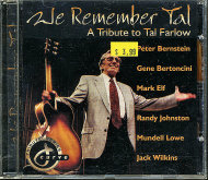 We Remember Tal CD