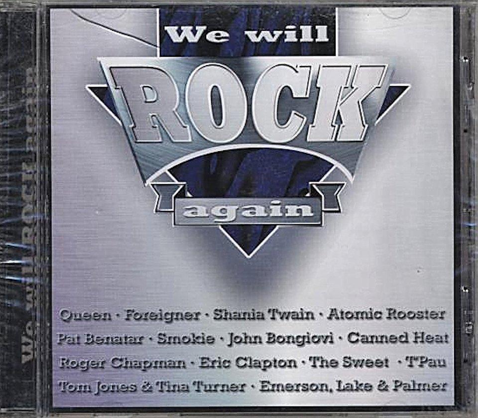 We Will Rock Again CD
