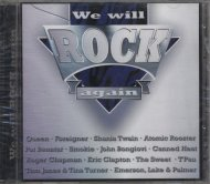 We Will Rock Again CD