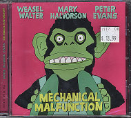 Weasel Walter / Mary Halvorson / Peter Evans CD
