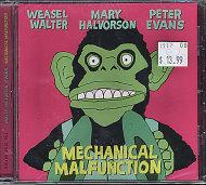 Weasel Walter / Mary Halvorson / Peter Evans CD