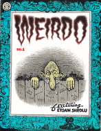 Weirdo #1 Comic Book
