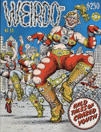 Weirdo #10 Comic Book