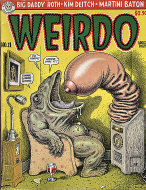 Weirdo #11 Comic Book