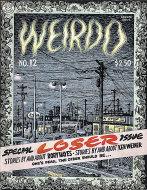 Weirdo #12 Comic Book