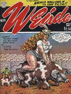 Weirdo #14 Comic Book