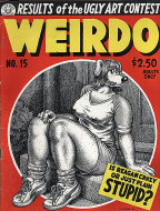 Weirdo #15 Comic Book