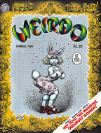 Weirdo #2 Comic Book