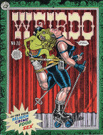 Weirdo #20 Comic Book