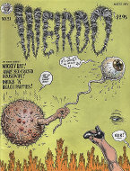 Weirdo #21 Comic Book
