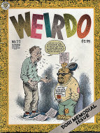 Weirdo #22 Comic Book