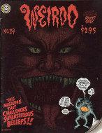 Weirdo #24 Comic Book
