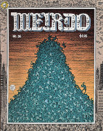 Weirdo #26 Comic Book