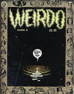 Weirdo #3 Comic Book