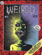Weirdo #8 Comic Book