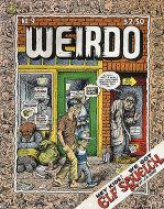 Weirdo #9 Comic Book