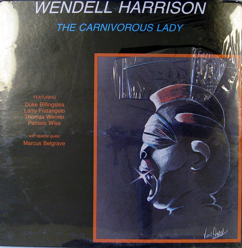 """Wendell Harrison Vinyl 12"""" (New)"""