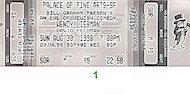 Wendy Liebman Vintage Ticket