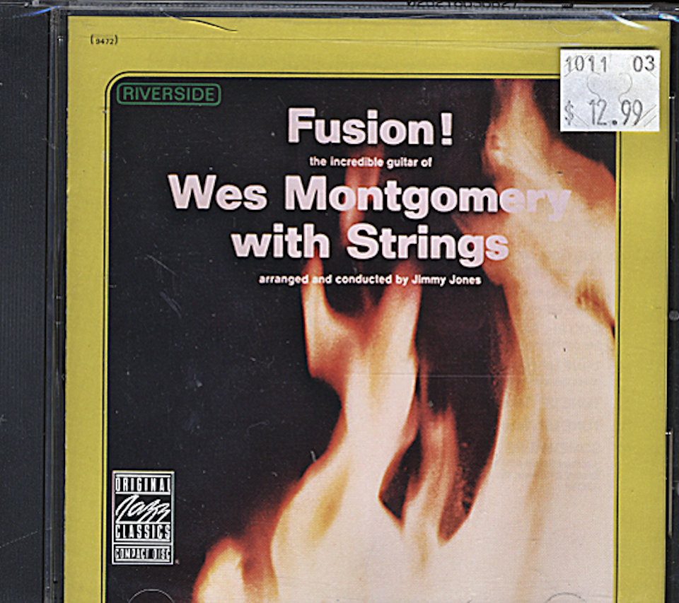 Wes Montgomery with Strings CD