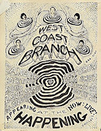 West Coast Branch Handbill