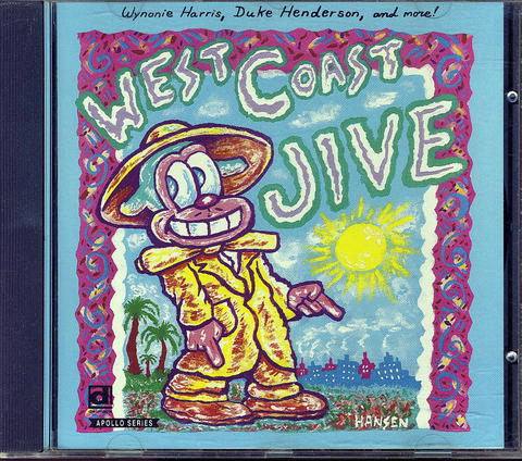 West Coast Jive CD