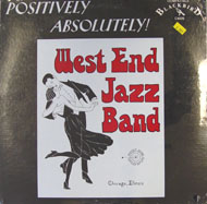 "West End Jazz Band Vinyl 12"" (New)"