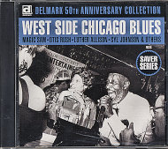 West Side Chicago Blues CD
