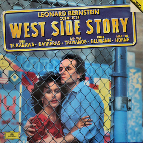 "West Side Story Vinyl 12"" (Used)"