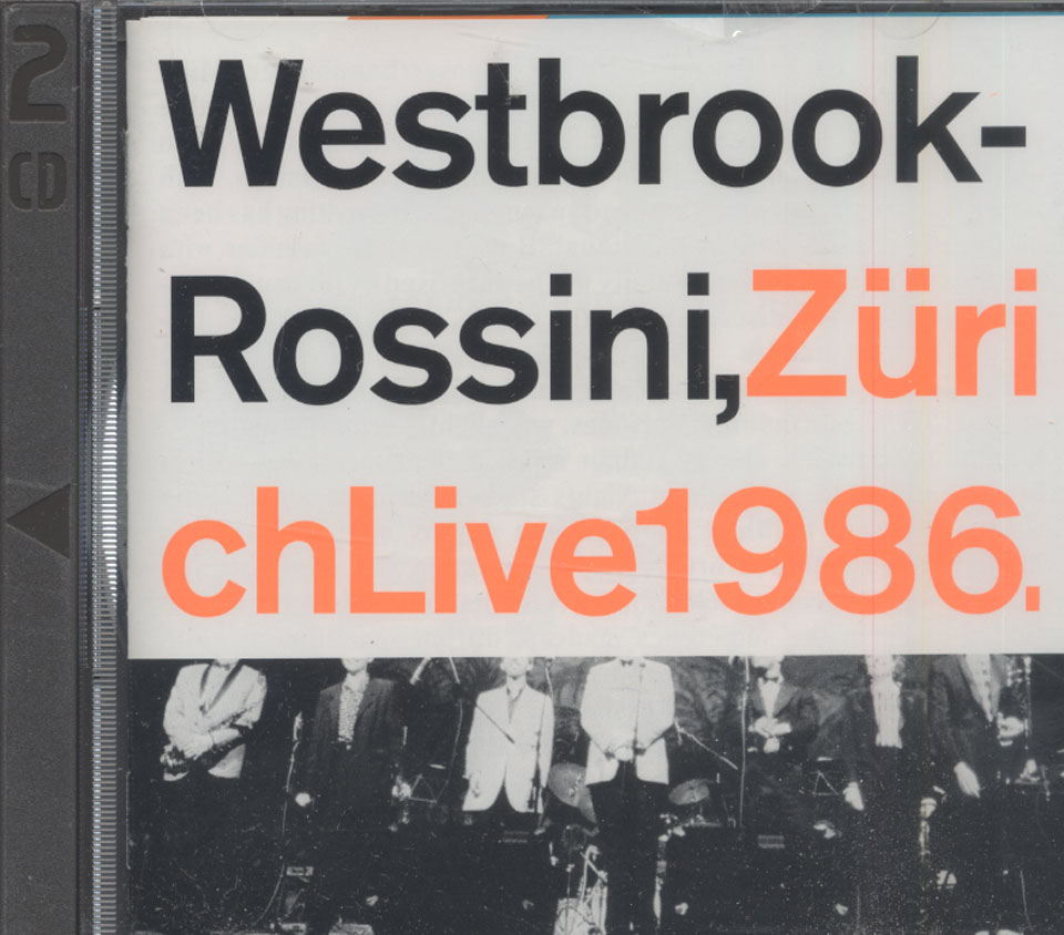 Westbrook-Rossini CD