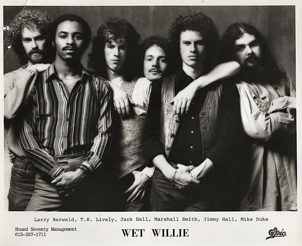Wet Willie Promo Print