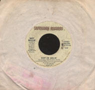 "Wet Willie Vinyl 7"" (Used)"