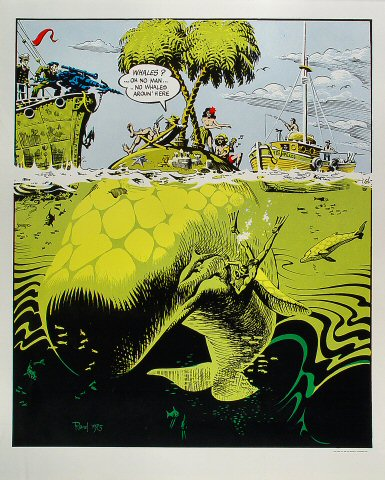 Whales? Poster
