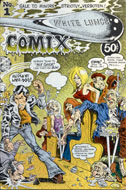 White Lunch Comix Comic Book