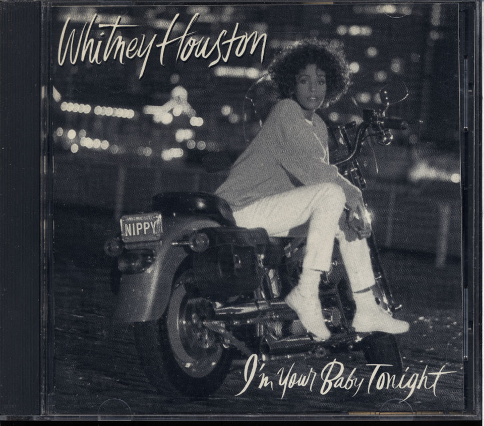 Whitney Houston CD