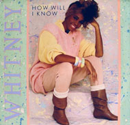 "Whitney Houston Vinyl 7"" (Used)"